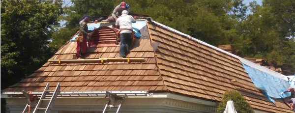 Roofers Murfreesboro TN | Fessler Home Improvement