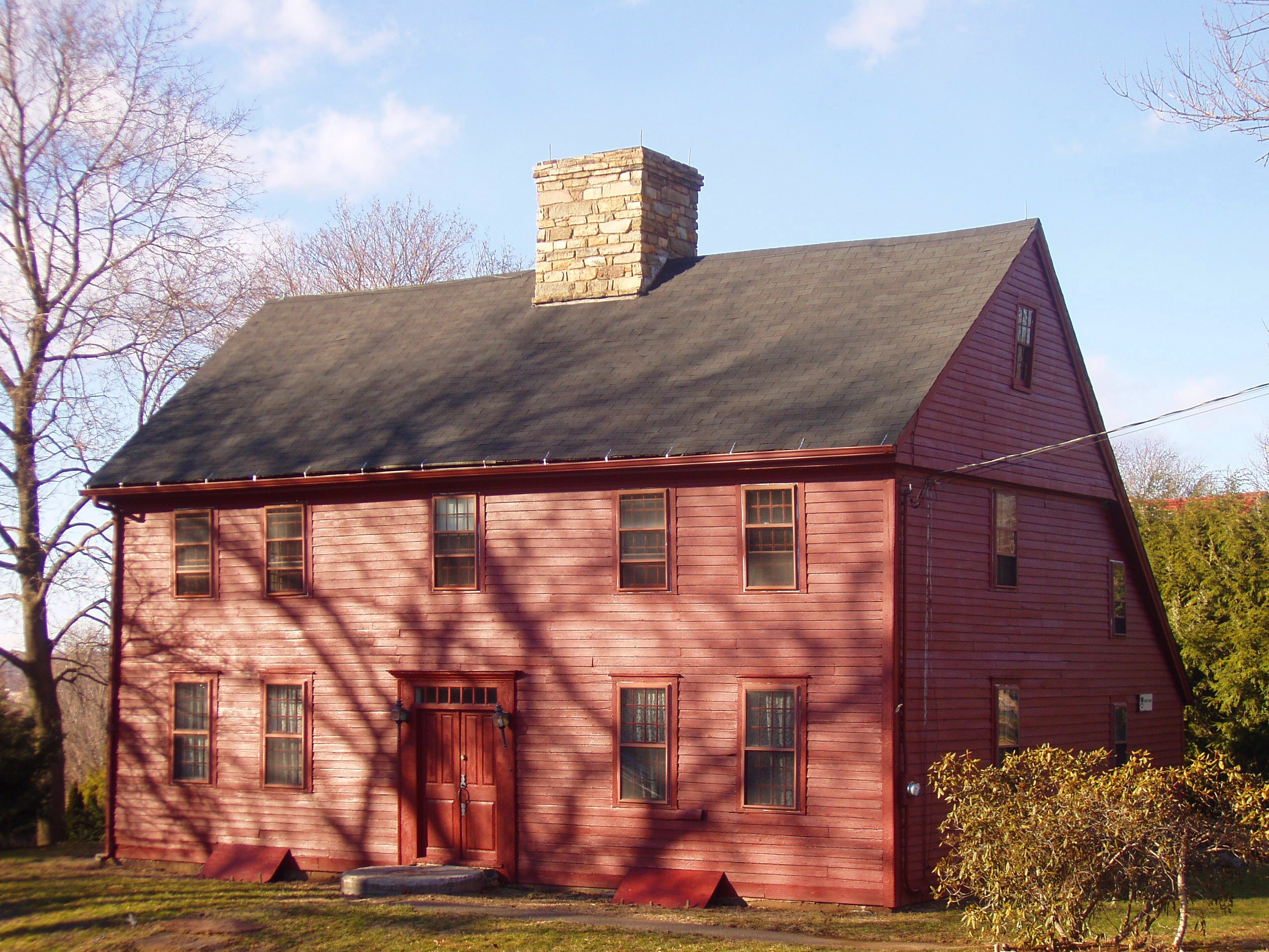 Saltbox Roofing